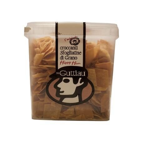 Su Guttiau Secchiello snack di Sardegna gr. 1000